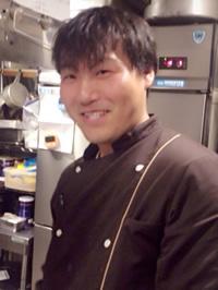 Main chef 荒木 佑介